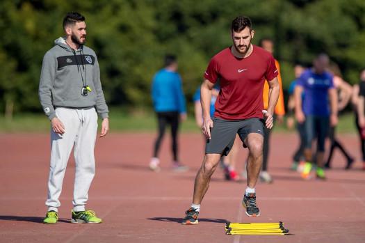 Séance Coaching coach sportif lyon  roro coaching