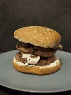 burger protéiné rorocoaching coach sportif lyon